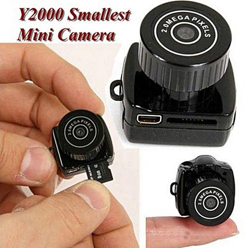 Creative Mini High Definition Hiding Video Camera