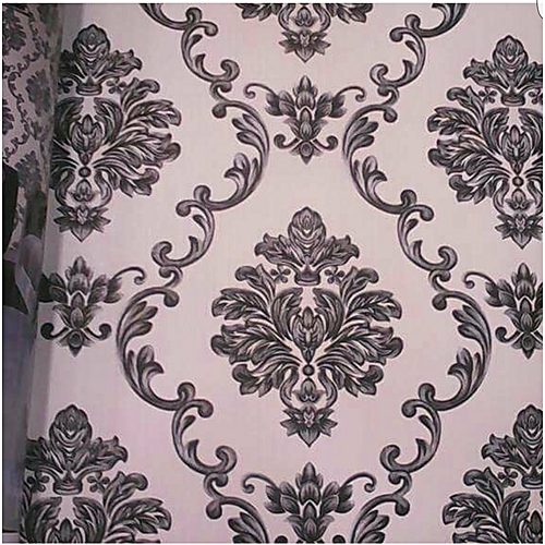 White And Black Wallpaper 262820 5 3 Sqm