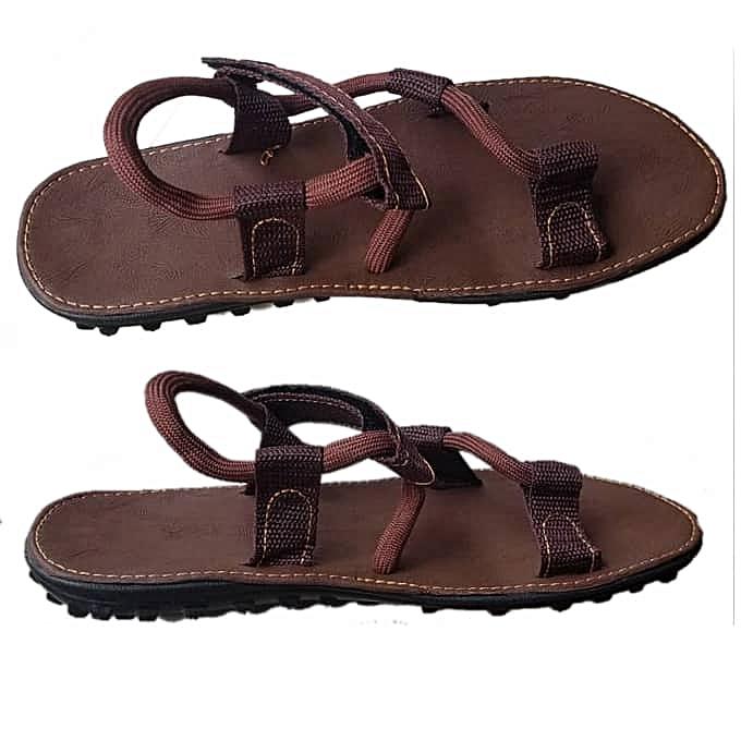 c84afe728dbb Men Unique Brown Sandal Men Unique Brown Sandal ...