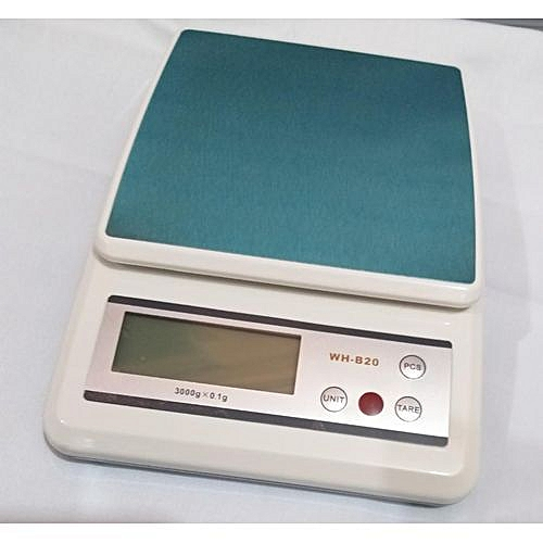 Digital Electronic Lab Weighing Scale Balance-3000g X 0.1g