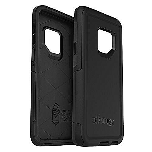 new style 120d9 1e023 S9 Plus Otterbox Defender Series Shockproof Case For Samsung Galaxy S9 Plus  - Black