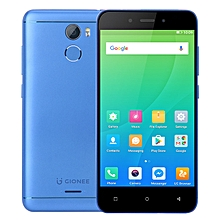 X1 5.0-Inch (2GB RAM, 16GB ROM) Android 7.0 Nougat, 8MP + 8MP Dual SIM Smartphone  - Blue