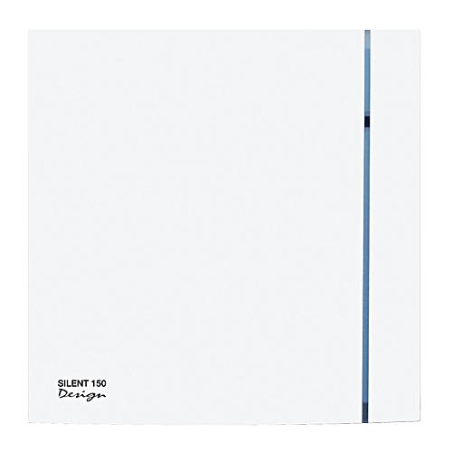 Silent Design 150 Ultra Quiet WC & Bathroom Extractor Fan