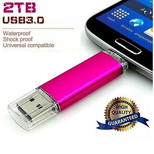 Newst 2TB OTG External Storage Usb Memory Stick U Disk