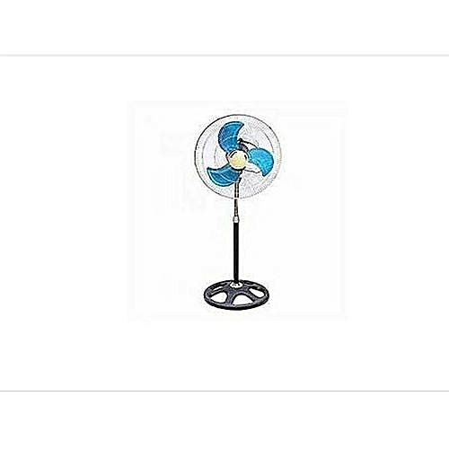 "18"" Standing Fan With Aluminum Blades"