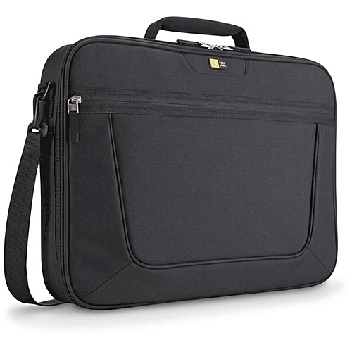 VNCI215 15.6Inch Laptop Side Bag (Black) - Great Professional Outfit
