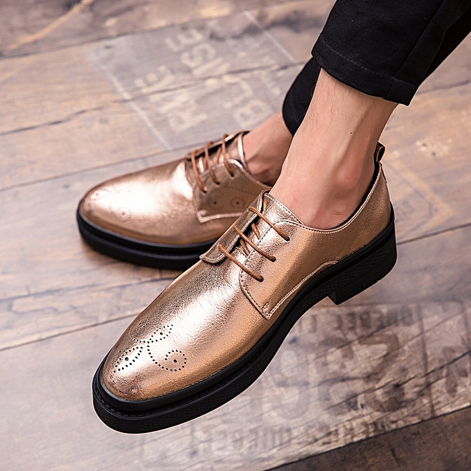 7a8a861a0c6 New Arrival Leather Men Shoes British Style Lace Up Bullock Oxford Shoes  For Men