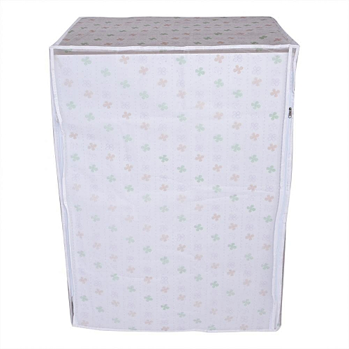 PEVA Waterproof Transparent Washing Machine Dust-proof Protect Cover Decor