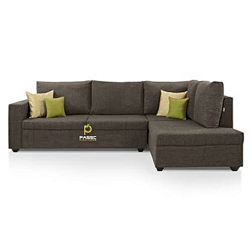Comfort Lounger Sectional Sofa /Gray Order Now And Get Free Outta Man