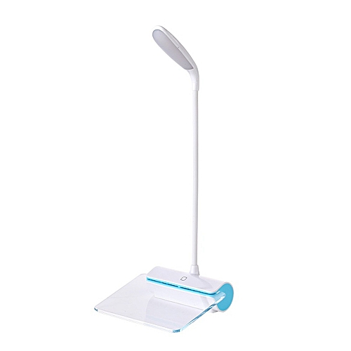 Dimmable USB Rechargeable Sensor LED Eye Protection Reading Light Desk Lamp