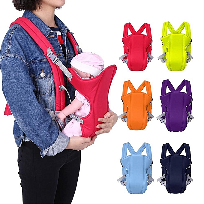 Generic Multifunctional Baby Carrier Breathable Front Back