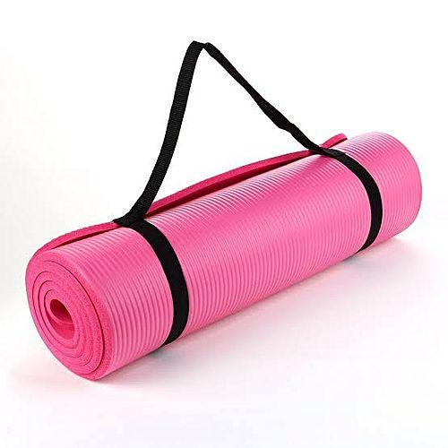 Buy Extra Thick High Density Anti-Tear Exercise Yoga Mat