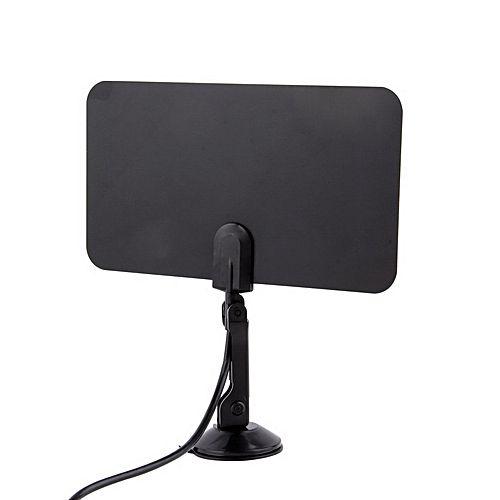 Allwin Digital Indoor Tv Antenna Ready Hd Flat Design High
