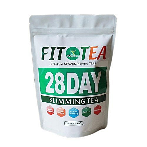 28 Days Detox Slimming Tea