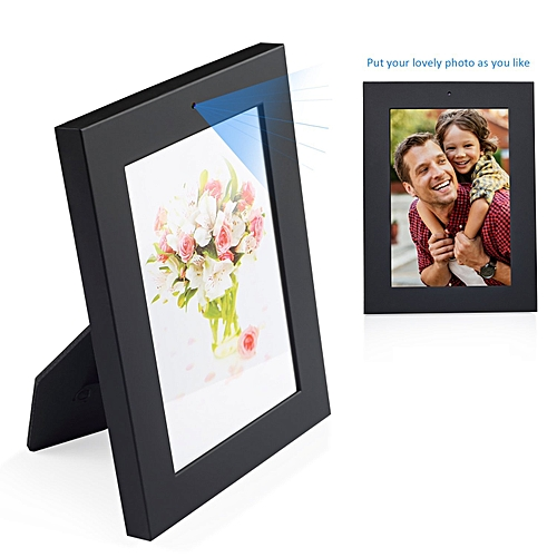 Picture Frame With Video Recorder & Hidden Camera