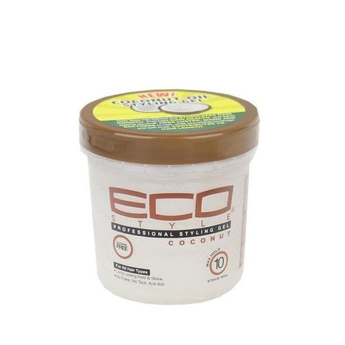 eco styler professional styling gel coconut oil max hold