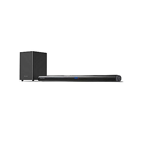Bluetooth 2 1CH Sound Bar System And Woofer With HDMI - AUD212