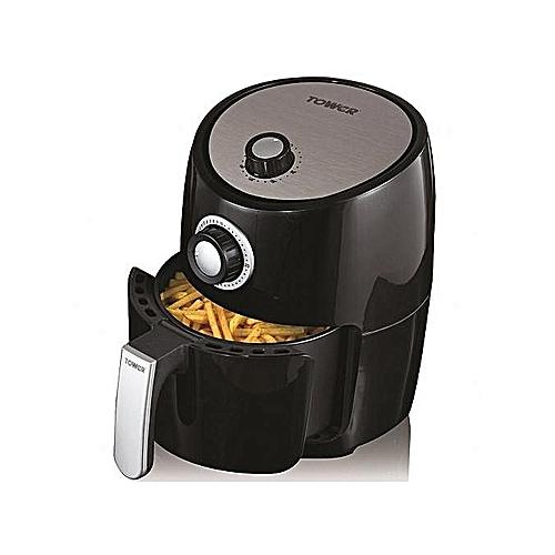 Air Fryer 2.2 Litre, Black