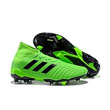 6734eeae6  Ready Stock Adi Falcon 18.1 Knitted Day Line FG Nail Soccer Shoes Adi  Predator