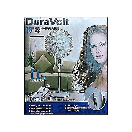 """Dura Volt Rechargeable 18"""""""
