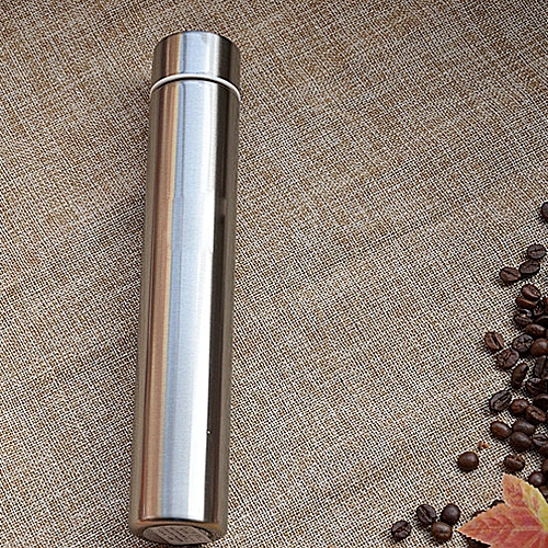 Meibaol Store Coffee Travel Organizer Stainless Steel Cup Thermal Bottle Goddess Mug-Silver