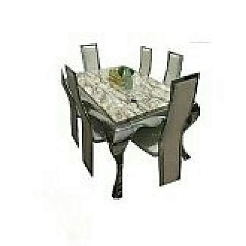 Executive 6 Seater Marble Dining Set