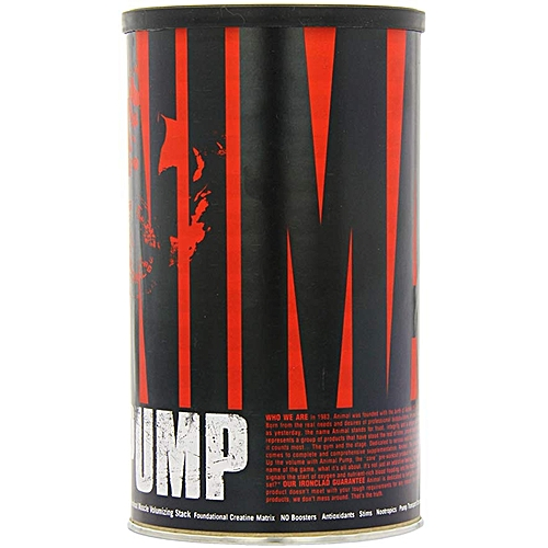 642233720add0 Universal Nutrition Animal Pump Pre-Workout