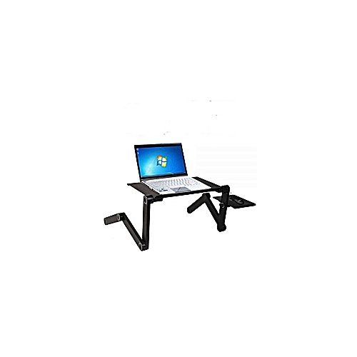 T8 Multi-functional- Laptop Table With Cooling Fan