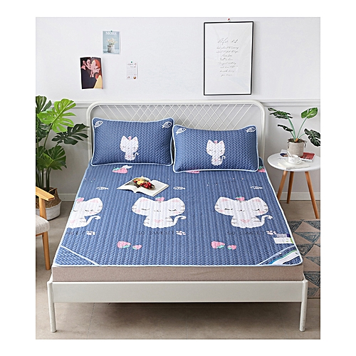 Air Conditioning Soft Cool Bed Mat Three Pieces Sets