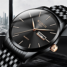 Top Luxury Brand Men Sport Silicone Mesh Strap Business Watches Mens Quartz Date Clock Men Wrist Watch Relogio Masculino Vivid And Great In Style Digital Watches