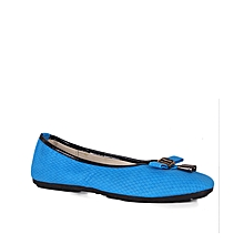05cfb4aa1dd8 Women  039 s Fashionable Flat Shoe - Blue