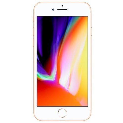 apple iphone 8 gold. iphone 8 4.7-inch hd (2gb,64gb rom) ios 11, 12mp. apple iphone gold