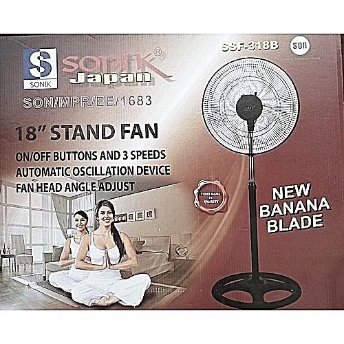 Standing Fan Ssf-318B