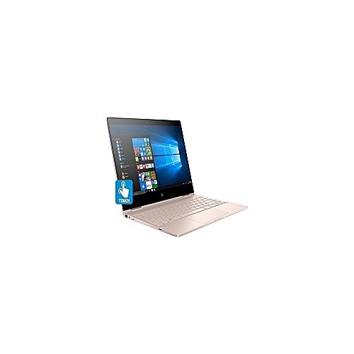 HP SPECTRE X360 13 (2VV46AV) Core I7-8550U 1.8GHz Ram: 16GB Storage: 512GB SSD Screen: 13.3 Inches FHD Touch Screen BT CAM WIN 10 Home 64-bit ROSE GOLD