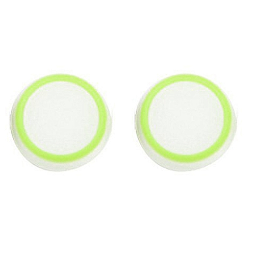 Durable 1 Pairs Luminous Silicone Gel Thumb Grips Caps For Nintendo Switch Controller
