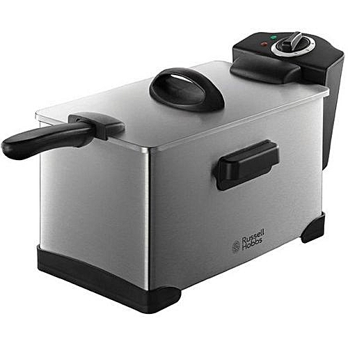 Stainless Steel Deep Fryer - 3.2 Litres