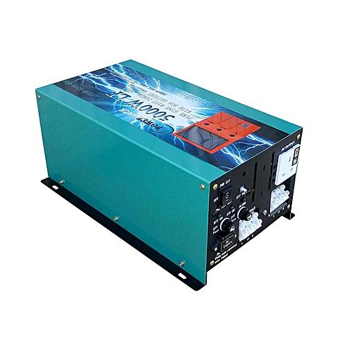 5000W WATT LF PURE SINE WAVE POWER INVERTER DC24V TO AC220V,230V,240V CONVERTER,UPS ,NO TAX