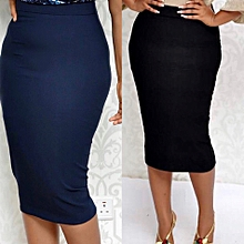 389d722f7 Dazen Collections Set Of 2 Midi Bodycon Pencil Skirt