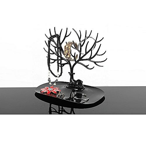 Deer Head Jewelry Display Stand Jewelry Pendant Earrings NecklaceDisplayStandWH