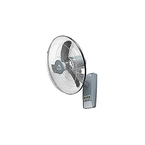 """16"""" Rechargeable Wall Fan With Remote Control"""