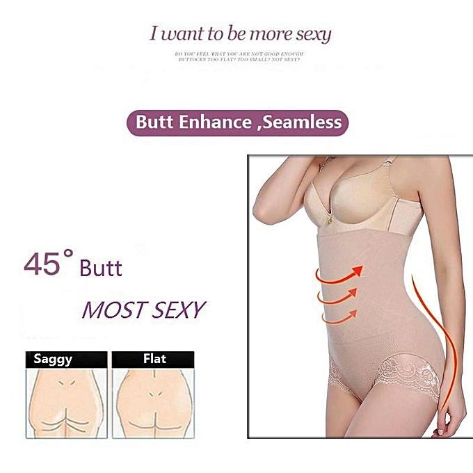 e3b49a56d7f04 ... NINGMI Waist Trainer Control Panties For Women Party Body Modeling Belt  Shaper Tummy Control Pulling Underwear