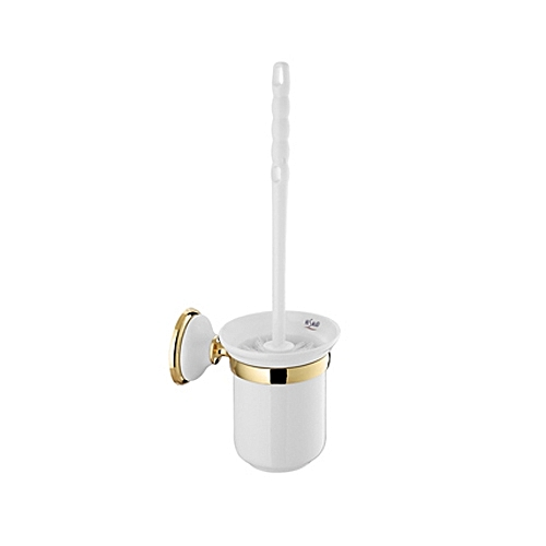 Toilet Brush Holder- Luxury Heavy Duty Toilet Cleaning Brush