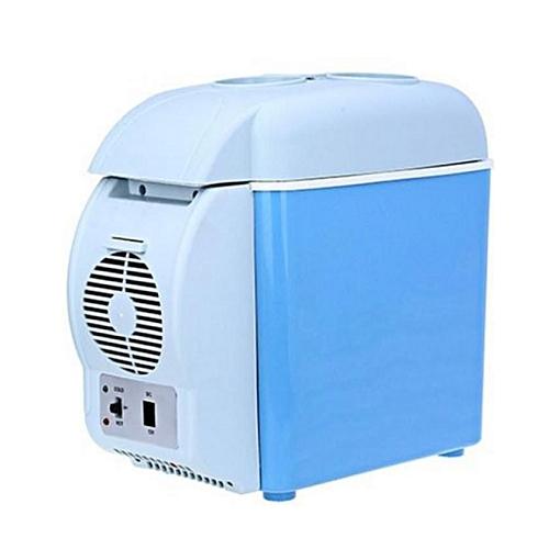 Generic Portable Mini Fridge Cooler And Warmer 7 5l