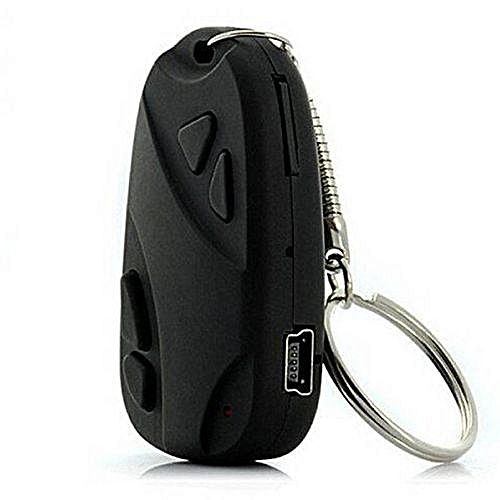 Hidden Camera Video Car Key Chain