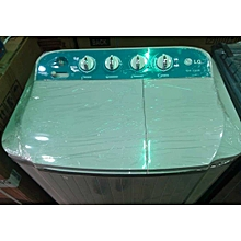 Used, 7KG Mannual Twin Tub Washing Machine for sale  Nigeria