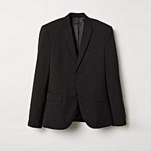 b47740eaeb84 Skinny Fit Blazer - Black