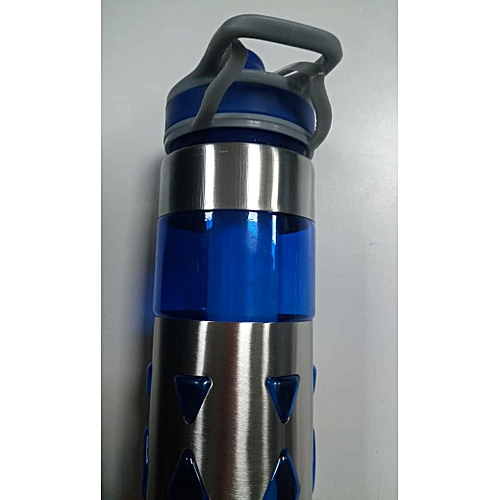 Unique Adult + Children Water Bottle - Metal + Plastic