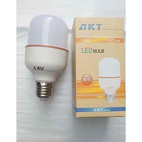 AKT 10 PIECES OF 15W LED BULB E27(SCREW BULB)