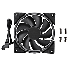 PCCOOLER Haoyue CPU Cooling Radiator Smart AURA RGB 12cm Mute Air Cooling Fan