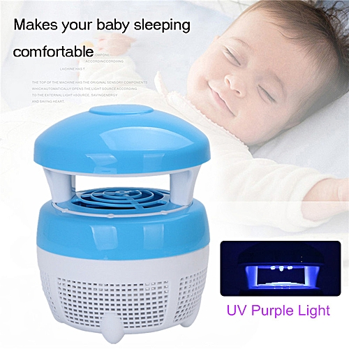 USB Electric Mosquito Lamp Fly Insect Bug Trap LED UV Night Lamp Killer Indoor Safe Mosquito Lamp
